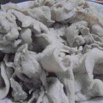 ノンメタポーク のモモ肉をシンプルに塩茹で