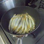 ししゃもの煮付けは簡単で美味しい