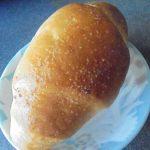 せっかく小麦粉関係を食するなら、今回は塩フランスパン